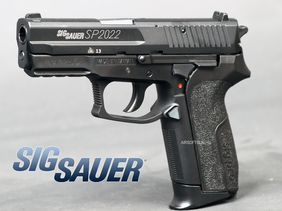 �jszer� Sig Sauer SP2022 Power (4.5mm l�gpisztoly)
