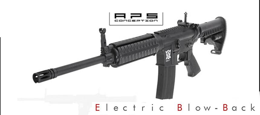 APS PR303 blow-back