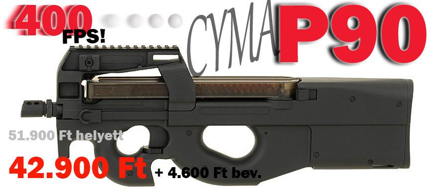 CYMA P90