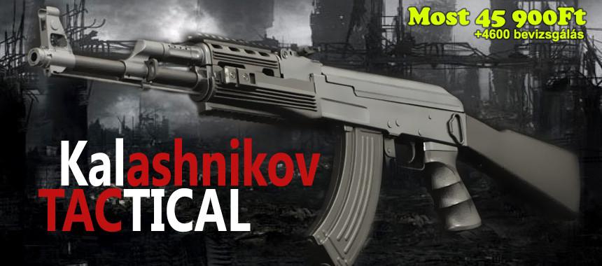 AK47 Tactical Full Stock