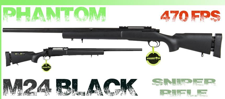 Phantom M24 black
