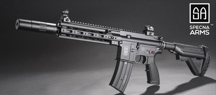 HK 416 Tactical