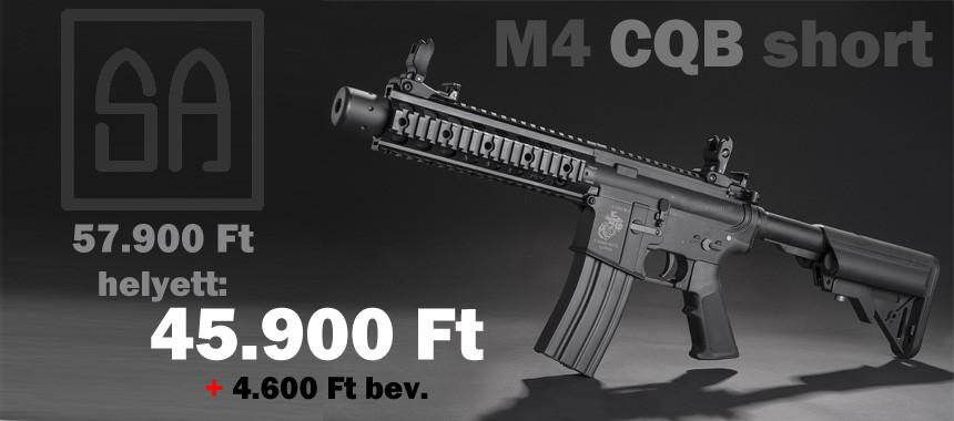 M4 CQB short