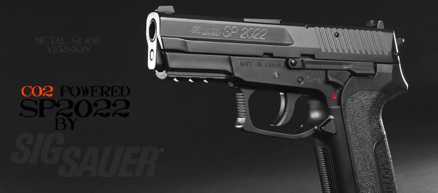 Sig Sauer SP2022 Metal