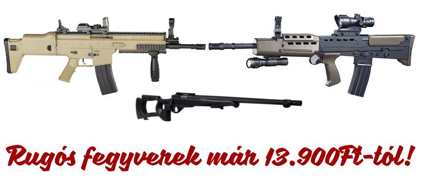 rugos fegyverek