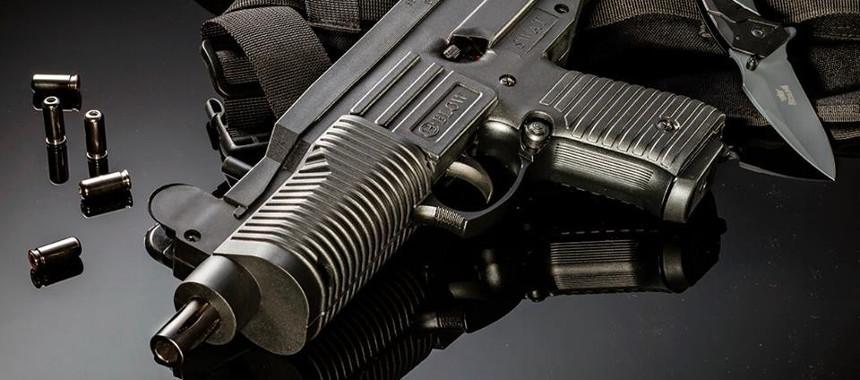 Blow Swat sorozatlövés