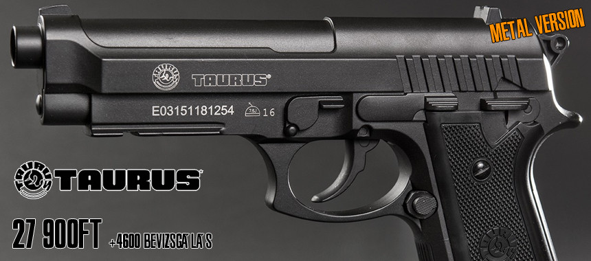 Taurus PT92 Full Metal