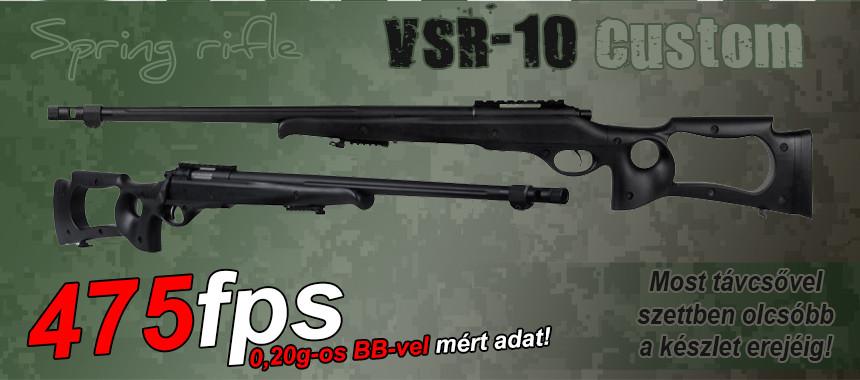 VSR 10 Custom