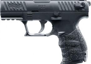 Walther P22Q HME fém szánnal, rugós airsoft 0,5J
