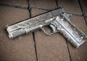 WE M1911 A1 Mehico Druglord