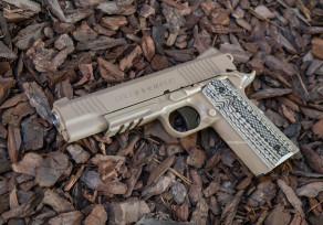 Colt M45A1 tan