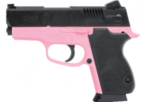 S&W Chiefs Special 45 pink