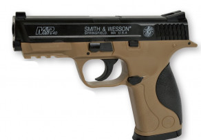 S&W M&P 40 bicolor