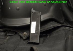 Colt M1911 A1 (GBB) póttár