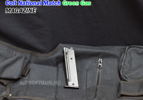 Colt National Match (GBB) póttár