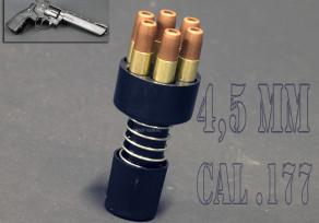 Dan Wesson gyorstárazó és póttár 4.5mm