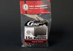 G&G Mauser (gas) tár