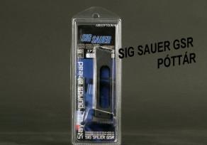 Sig Sauer GSR 4.5mm CO2 tár