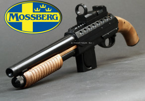 Mossberg M500 sawed-off