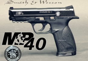 S&W M&P40 HPA