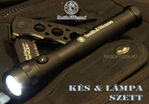 S&W Extreme Ops combo
