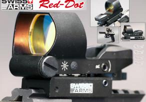 Kompakt fém RED-DOT célzó