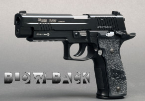 Sig Sauer P226 X-Five Blow-back(4.5mm)