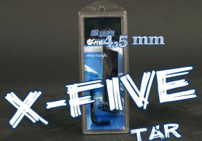 Sig Sauer X-five 4.5mm CO2 tár