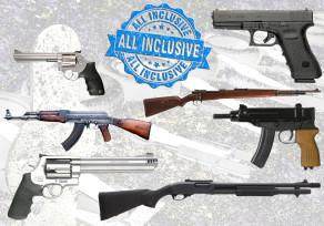 ALL inclusive (87 lövés)