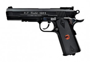 Bruni 1911 FULL METAL BLACK