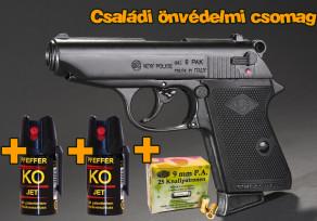 Családi önvédelmi Bruni new Police csomag