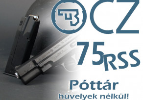 CZ 75 GBB RSS (GBB) tár