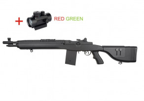 Cyma M14 Red-dottal