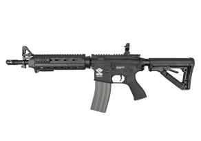 Colt M4 Combat Machine hangtompítóval