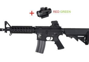SA B02 M4A1 RIS Red-dottal
