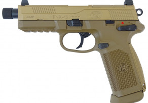 FN Herstal FNX-45 Tactical Dark Earth