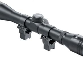 4x32 Walther távcső + 9-11mm szerelék magasított