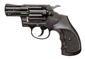 Colt Detective 9mm RK