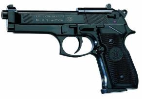 Beretta M92 FS Co2 4,5mm légpisztoly