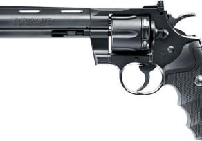 Colt Python 357 légpisztoly 6' Co2 4,5mm+4,5mmBB
