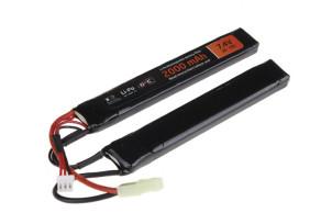 LiPo 7,4V 2000mAh 15/30C two-module akkumulátor