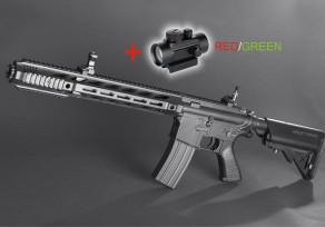 SPARTAC SRT-25 Red-dottal
