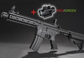 Colt M4 CQB Short Red-dottal
