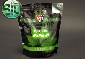 King Arms 0.20g 5000db BIO BB