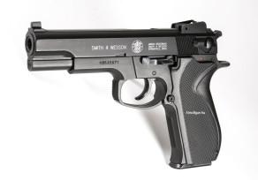 S&W M4505 HPA fém szán