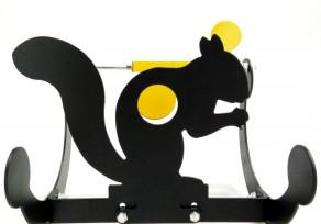 Stil Crin légfegyver céltábla, mókus alakú