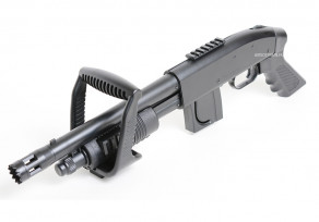 Mossberg M590 Chainsaw
