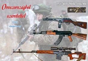 """""""Oroszországból szeretettel"""" (70 lövés)"""