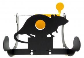 Stil Crin légfegyver céltábla, patkány alakú