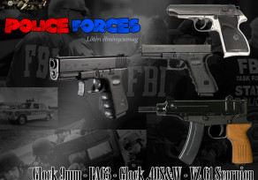 Police Force (54 lövés)